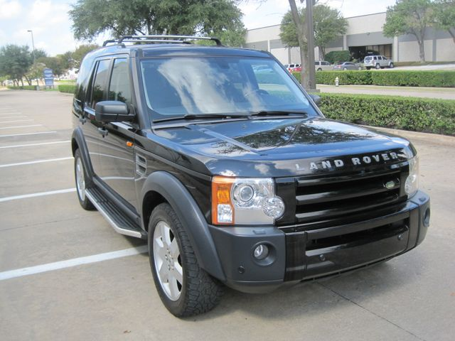 2007 Land Rover LR3 HSE, Nav, Htd Seats,  X/.Nice, only 108k MIles. Plano, Texas 1
