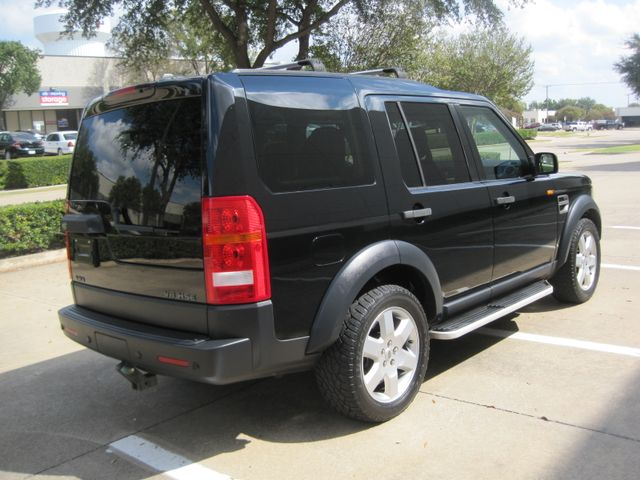 2007 Land Rover LR3 HSE, Nav, Htd Seats,  X/.Nice, only 108k MIles. Plano, Texas 11
