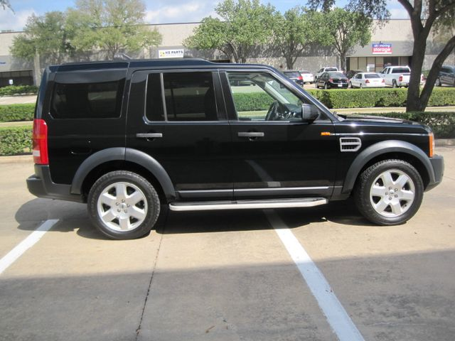2007 Land Rover LR3 HSE, Nav, Htd Seats,  X/.Nice, only 108k MIles. Plano, Texas 6