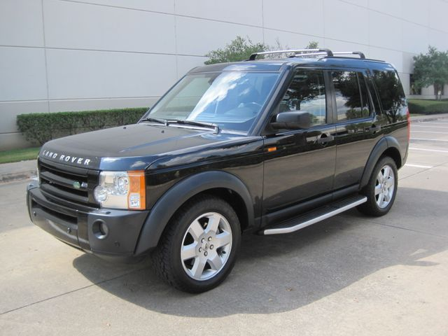 2007 Land Rover LR3 HSE, Nav, Htd Seats,  X/.Nice, only 108k MIles. Plano, Texas 4