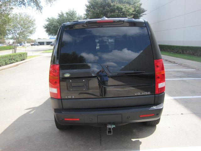2007 Land Rover LR3 HSE, Nav, Htd Seats,  X/.Nice, only 108k MIles. Plano, Texas 9
