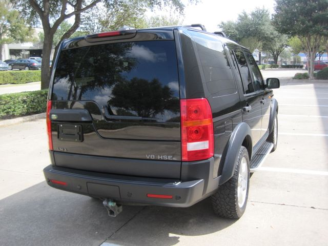 2007 Land Rover LR3 HSE, Nav, Htd Seats,  X/.Nice, only 108k MIles. Plano, Texas 10