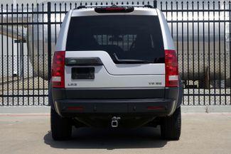 2007 Land Rover LR3 NAVI * Xenons * 3RD ROW * Cooler Box * HTD SEATS Plano, Texas 7