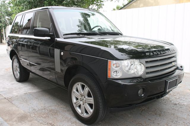 2007 Land Rover Range Rover HSE Houston, Texas 1