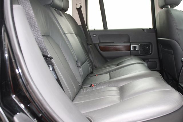 2007 Land Rover Range Rover HSE Houston, Texas 19