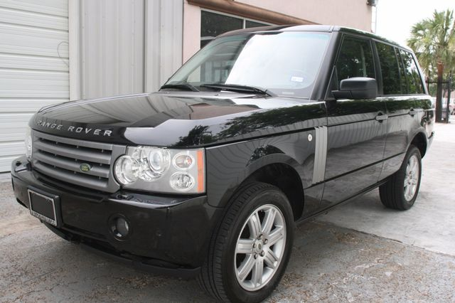2007 Land Rover Range Rover HSE Houston, Texas 2