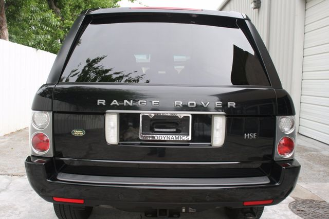 2007 Land Rover Range Rover HSE Houston, Texas 3