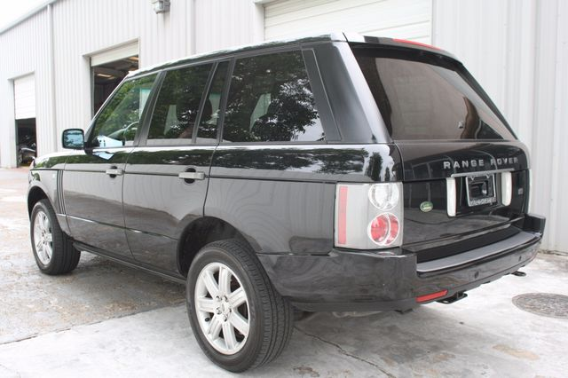 2007 Land Rover Range Rover HSE Houston, Texas 4