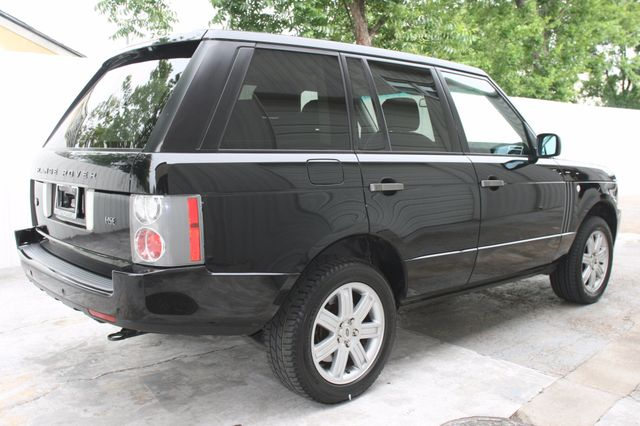 2007 Land Rover Range Rover HSE Houston, Texas 5