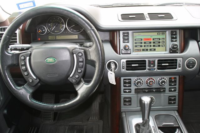 2007 Land Rover Range Rover HSE Houston, Texas 8