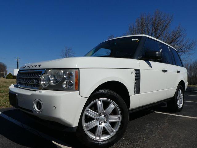 2007 Land Rover Range Rover HSE Leesburg, Virginia 1