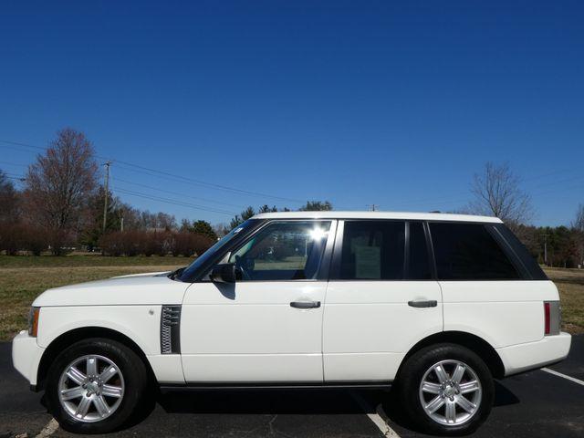 2007 Land Rover Range Rover HSE Leesburg, Virginia 4