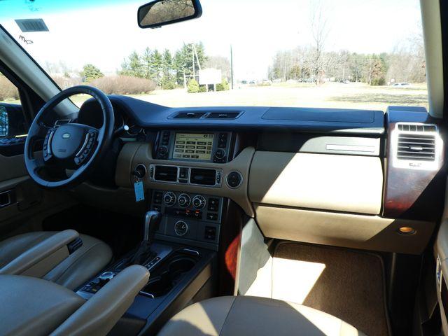 2007 Land Rover Range Rover HSE Leesburg, Virginia 14