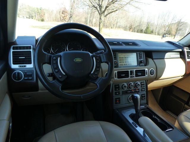 2007 Land Rover Range Rover HSE Leesburg, Virginia 15
