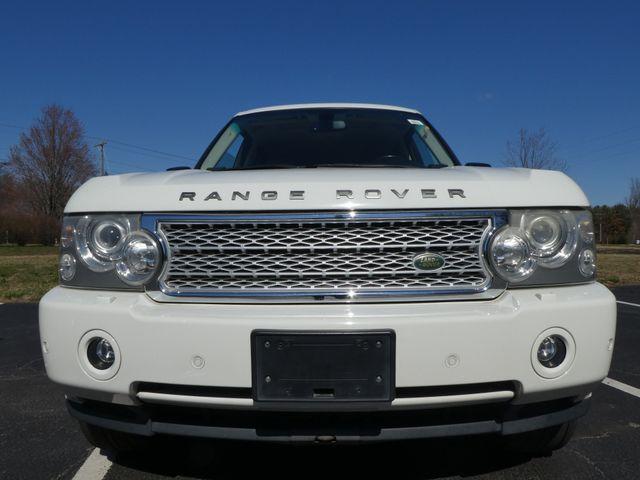 2007 Land Rover Range Rover HSE Leesburg, Virginia 6