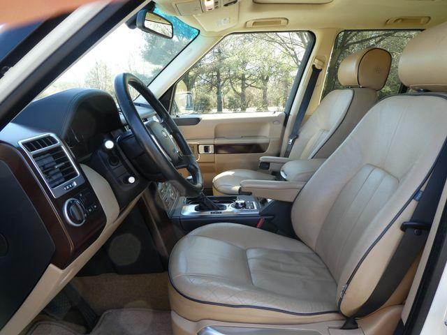2007 Land Rover Range Rover HSE Leesburg, Virginia 13