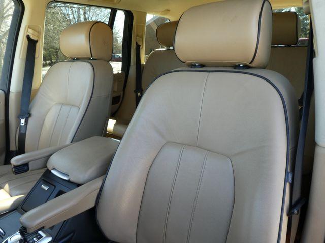 2007 Land Rover Range Rover HSE Leesburg, Virginia 8