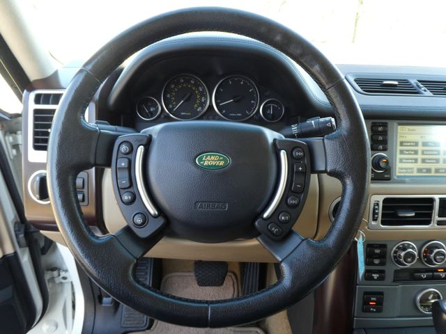 2007 Land Rover Range Rover HSE Leesburg, Virginia 17