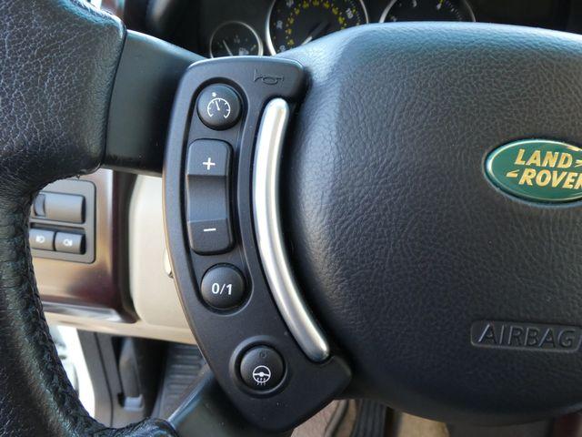 2007 Land Rover Range Rover HSE Leesburg, Virginia 18