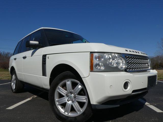2007 Land Rover Range Rover HSE Leesburg, Virginia 0