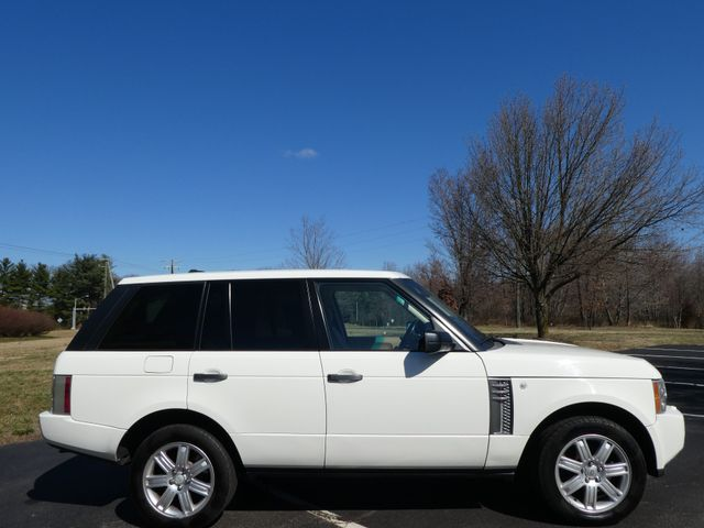 2007 Land Rover Range Rover HSE Leesburg, Virginia 5
