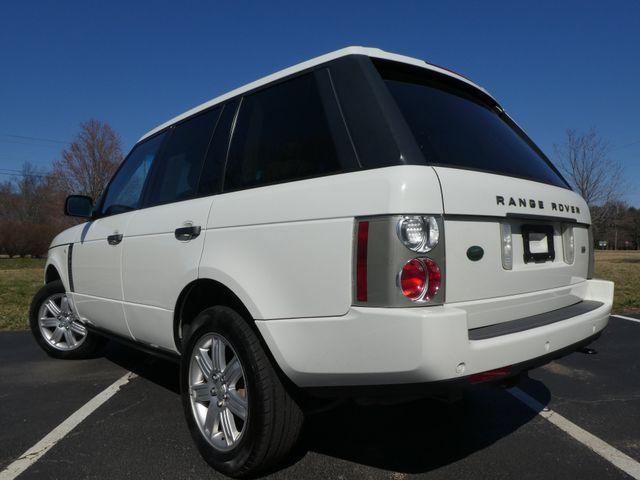 2007 Land Rover Range Rover HSE Leesburg, Virginia 2