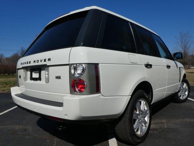 2007 Land Rover Range Rover HSE Leesburg, Virginia 3
