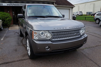 2007 Land Rover Range Rover SC Memphis, Tennessee 35