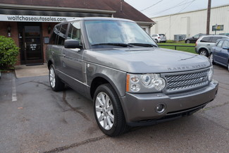 2007 Land Rover Range Rover SC Memphis, Tennessee 36