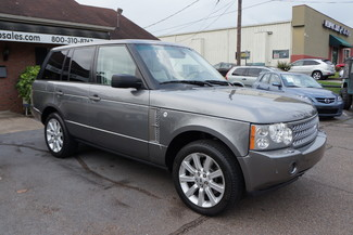 2007 Land Rover Range Rover SC Memphis, Tennessee 37