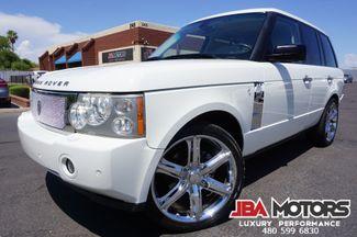 2007 Land Rover Range Rover HSE LUXURY Full Size SUV | MESA, AZ | JBA MOTORS in Mesa AZ
