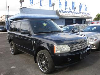 2007 Land Rover Range Rover HSE Miami, Florida
