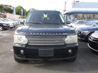 2007 Land Rover Range Rover HSE Miami, Florida 1