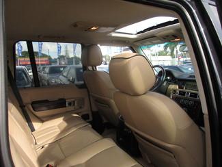 2007 Land Rover Range Rover HSE Miami, Florida 11