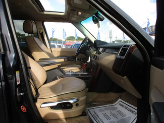 2007 Land Rover Range Rover HSE Miami, Florida 12