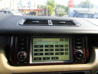 2007 Land Rover Range Rover HSE Miami, Florida 13