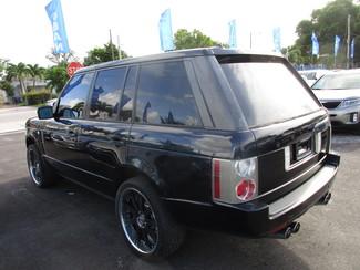 2007 Land Rover Range Rover HSE Miami, Florida 3
