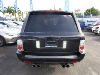 2007 Land Rover Range Rover HSE Miami, Florida 4