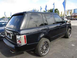 2007 Land Rover Range Rover HSE Miami, Florida 5