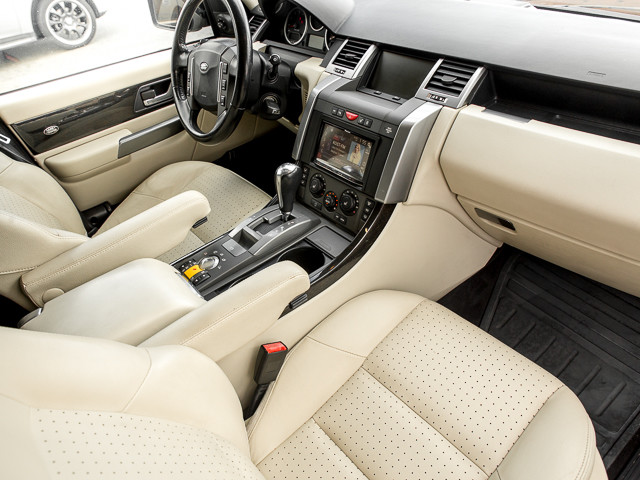 2007 Land Rover Range Rover Sport SC Burbank, CA 13