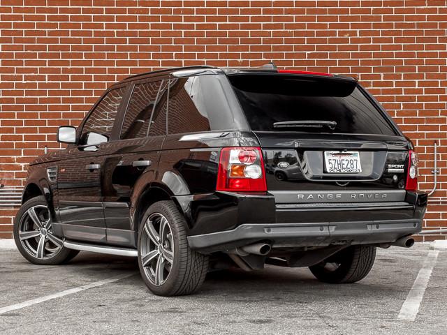 2007 Land Rover Range Rover Sport SC Burbank, CA 5