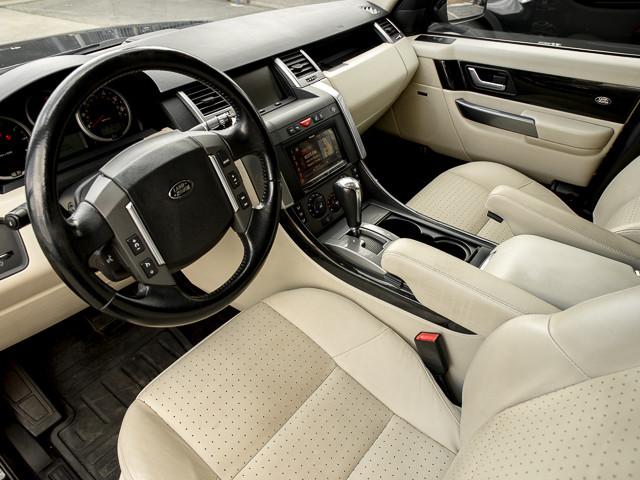 2007 Land Rover Range Rover Sport SC Burbank, CA 9