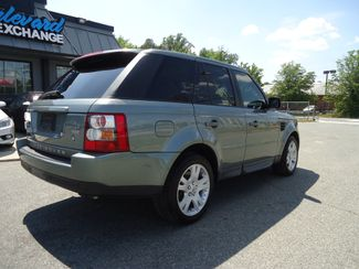 2007 Land Rover Range Rover Sport HSE Charlotte, North Carolina 11