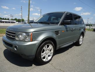 2007 Land Rover Range Rover Sport HSE Charlotte, North Carolina 13