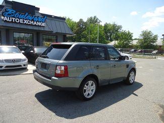 2007 Land Rover Range Rover Sport HSE Charlotte, North Carolina 3