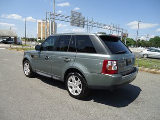 2007 Land Rover Range Rover Sport HSE Charlotte, North Carolina 5