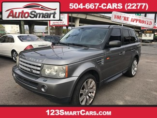 2007 Land Rover Range Rover Sport SC in Harvey, LA