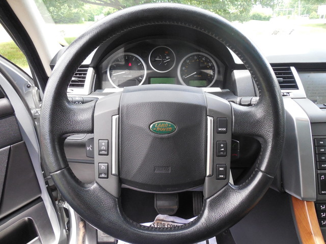 2007 Land Rover Range Rover Sport HSE Leesburg, Virginia 16