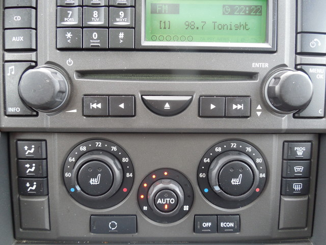 2007 Land Rover Range Rover Sport HSE Leesburg, Virginia 25