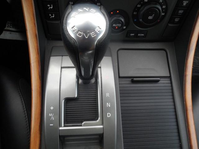 2007 Land Rover Range Rover Sport HSE Leesburg, Virginia 26
